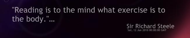 Quote of the day by noridomi-bimbim