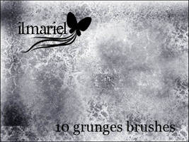 Grunges brushes by ilmariel