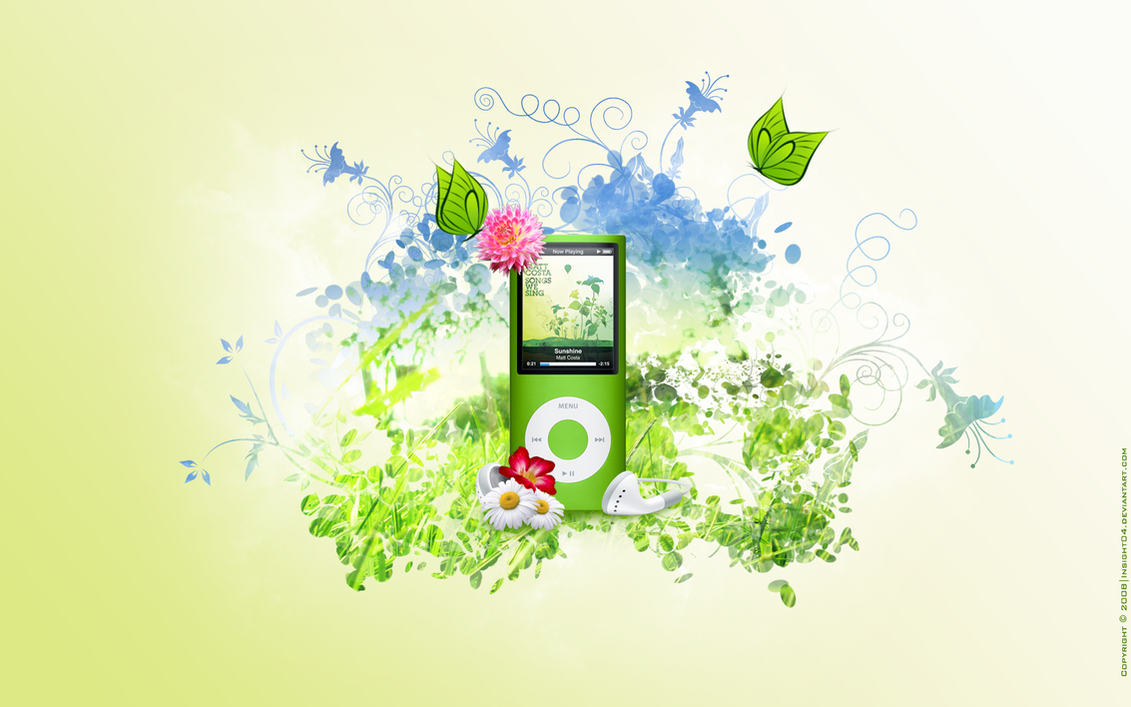 iPod Nano-Chromatic wallpaper by insight04