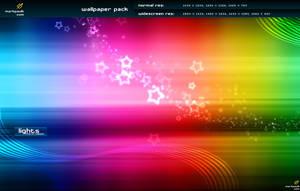 lights - wallpaper pack by mpk2