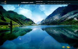 lakeside v3 - wallpaper pack by mpk2