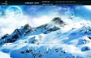 winter wonderland - wp pack by mpk2