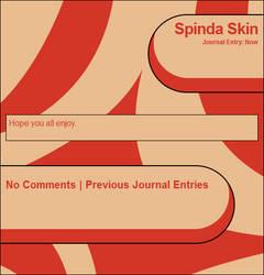 Spinda Journal Skin