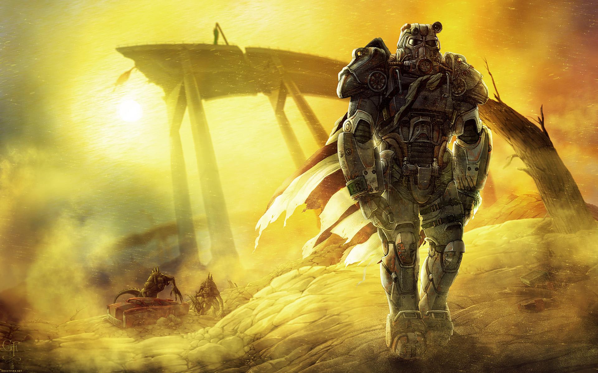 Fallout 4 Wallpaper HD - WallpaperSafari