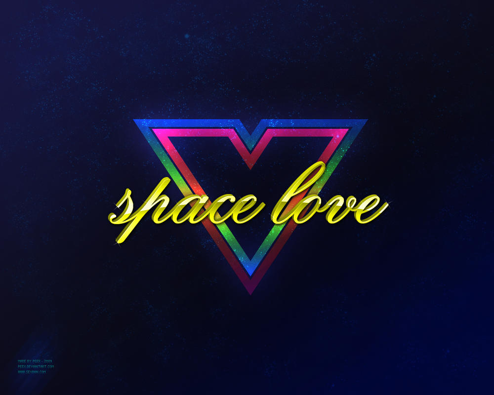 Space Love by peex