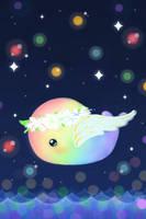 Whale - Flower Fairy for Rainbow640