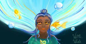Goldfish Memories | DestinyBlue Redraw Challenge