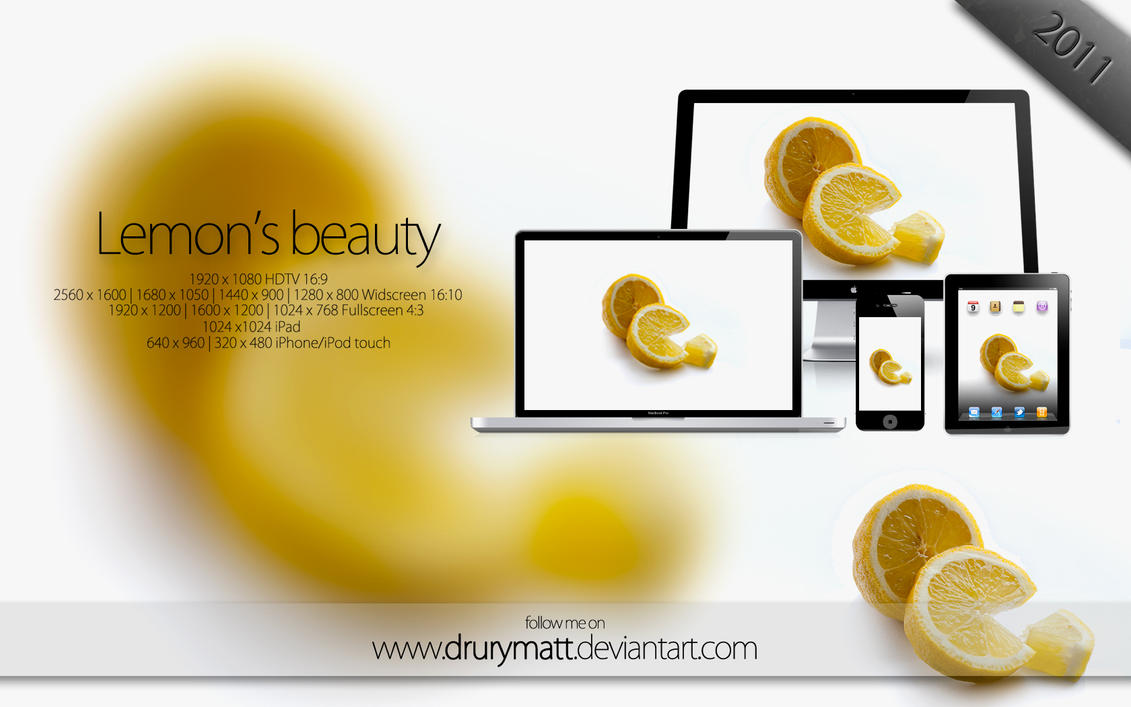 Preview Lemon Wallpaper