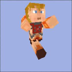 Minecraft He-Man Skin