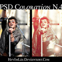 PSD Coloration Number 4 by HeyImLia