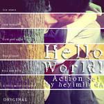 Hello World Action Set