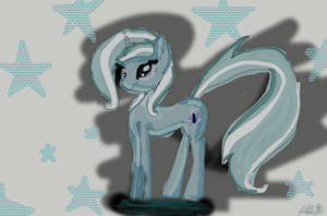 Trixie ( First Drawing!!)