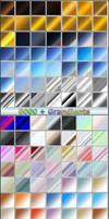 6000+ Photoshop gradients and shapes
