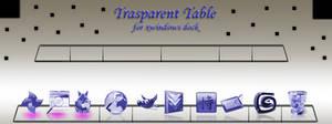 Trasparent Table
