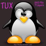 TUX by ilnanny