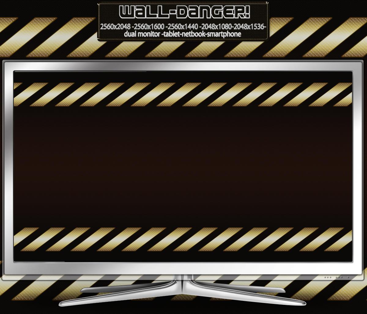 Wall-Danger by ilnanny