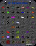 56  free vector arrows