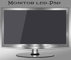 Led Monitor-psd by ilnanny