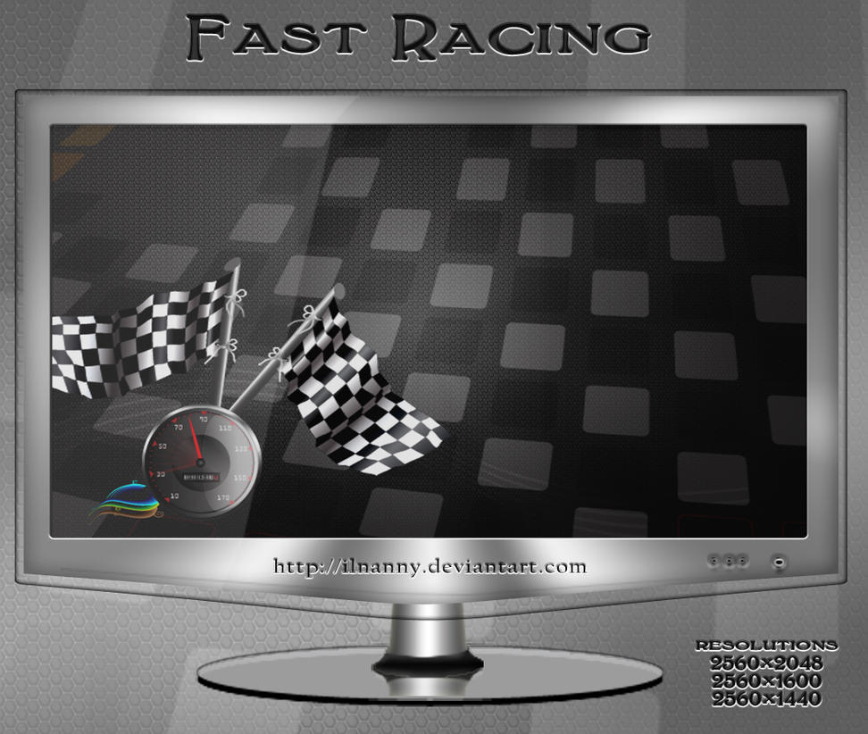 Fast Racing by ilnanny