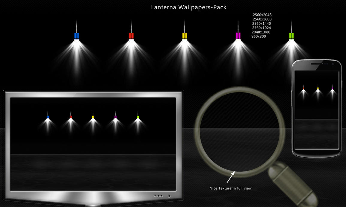 Lanterna Wallpapers Pack by ilnanny
