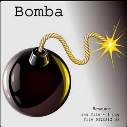 Bomba -svg by ilnanny