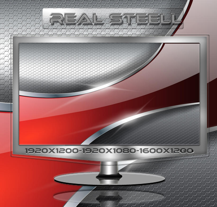 Real Steel by ilnanny
