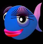 Bluefish-icon by ilnanny