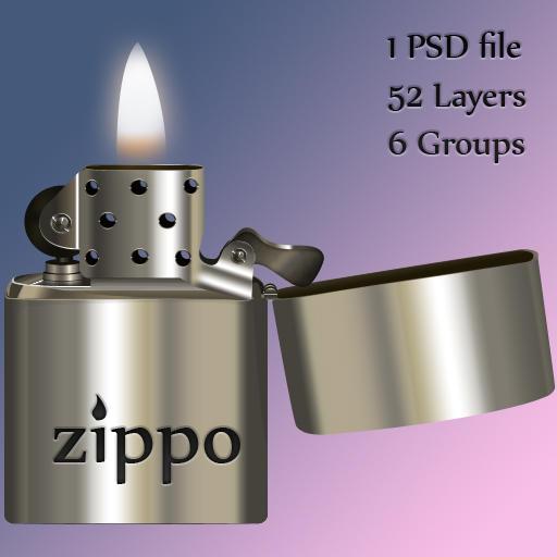 zippo by ilnanny