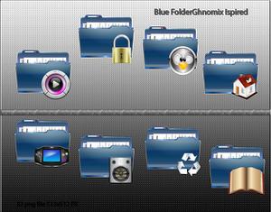 Blue Folder