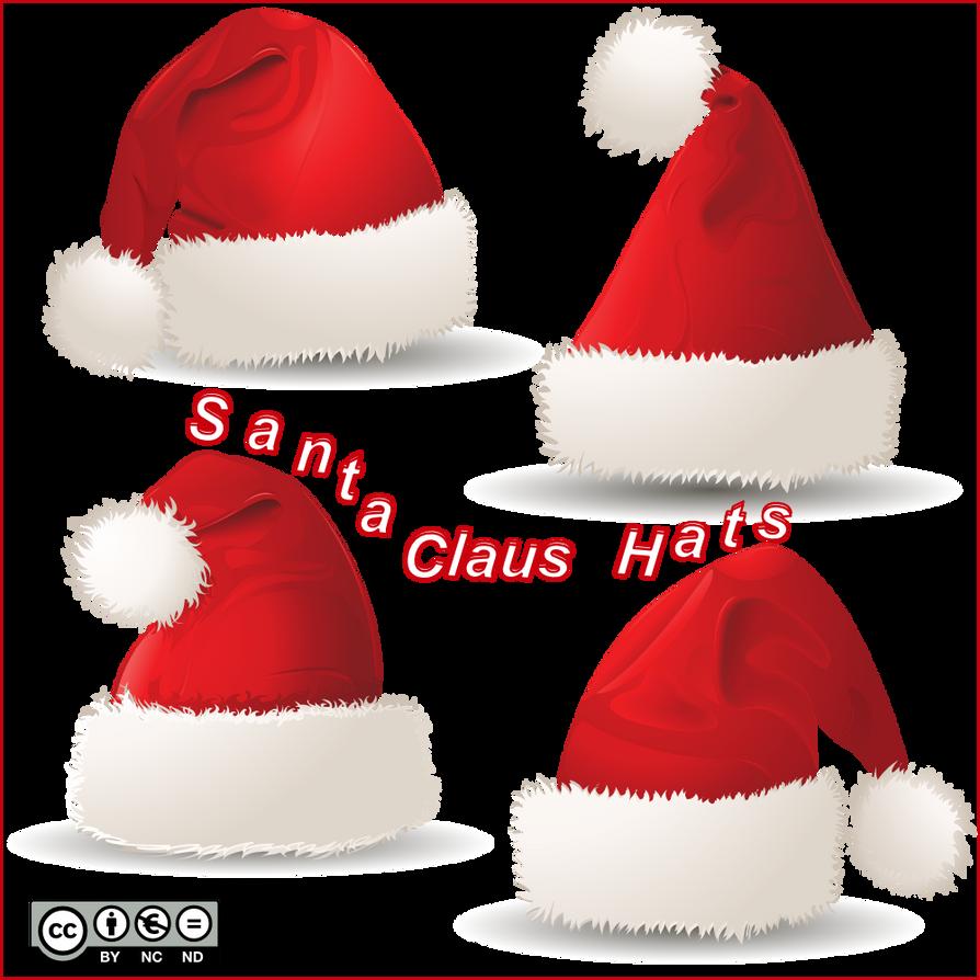 Santa Claus Hats by ilnanny