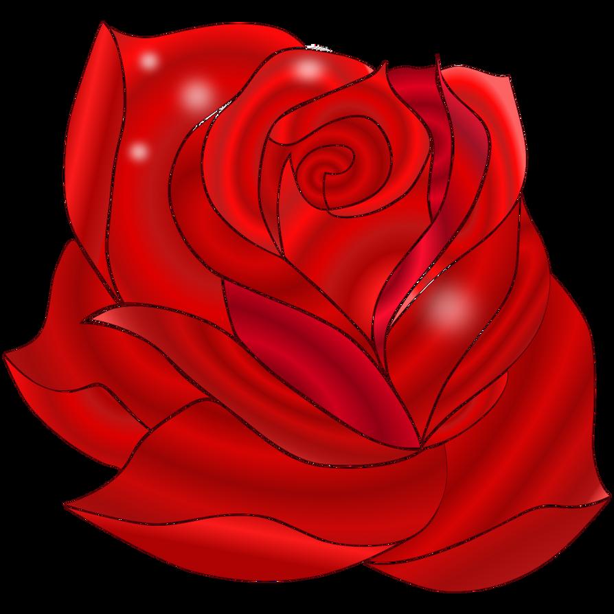 Rosa Rossa by ilnanny