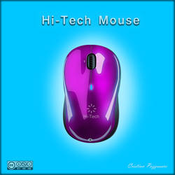 Hi-Tech Mouse by ilnanny