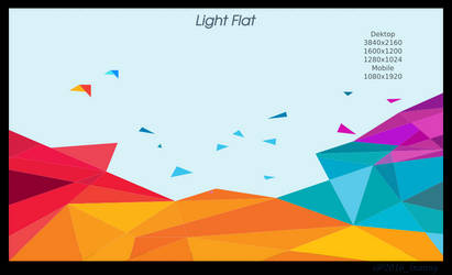 Light Flat Wall