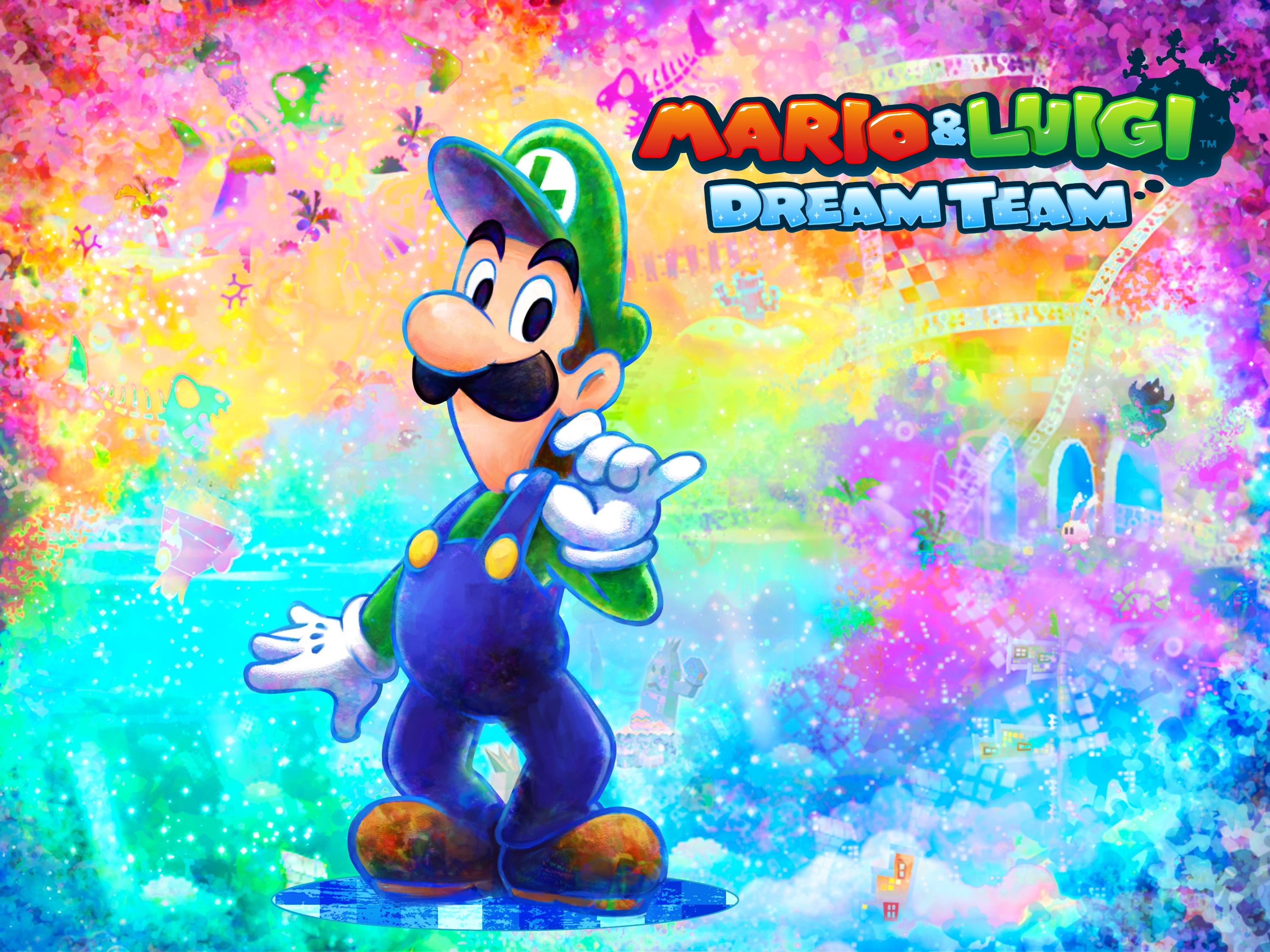 Dream Team Wallpaper #2 by Lulikat15