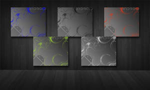 Andriod wallpapers by ubergeekinc