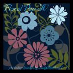 Floral Pop IV Brushes