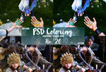 PSD Coloring 20 by AYS