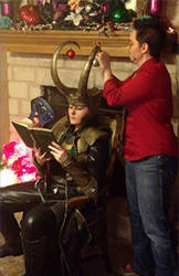 GIF- Do I look like a reindeer to you? by LaneDevlin