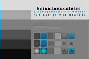 Noise Layer Styles v2.0 by Idered