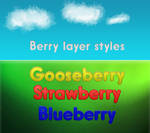 Berry layer styles