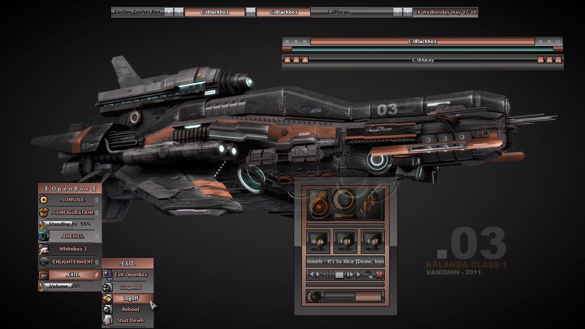 Starfighter by pitkon