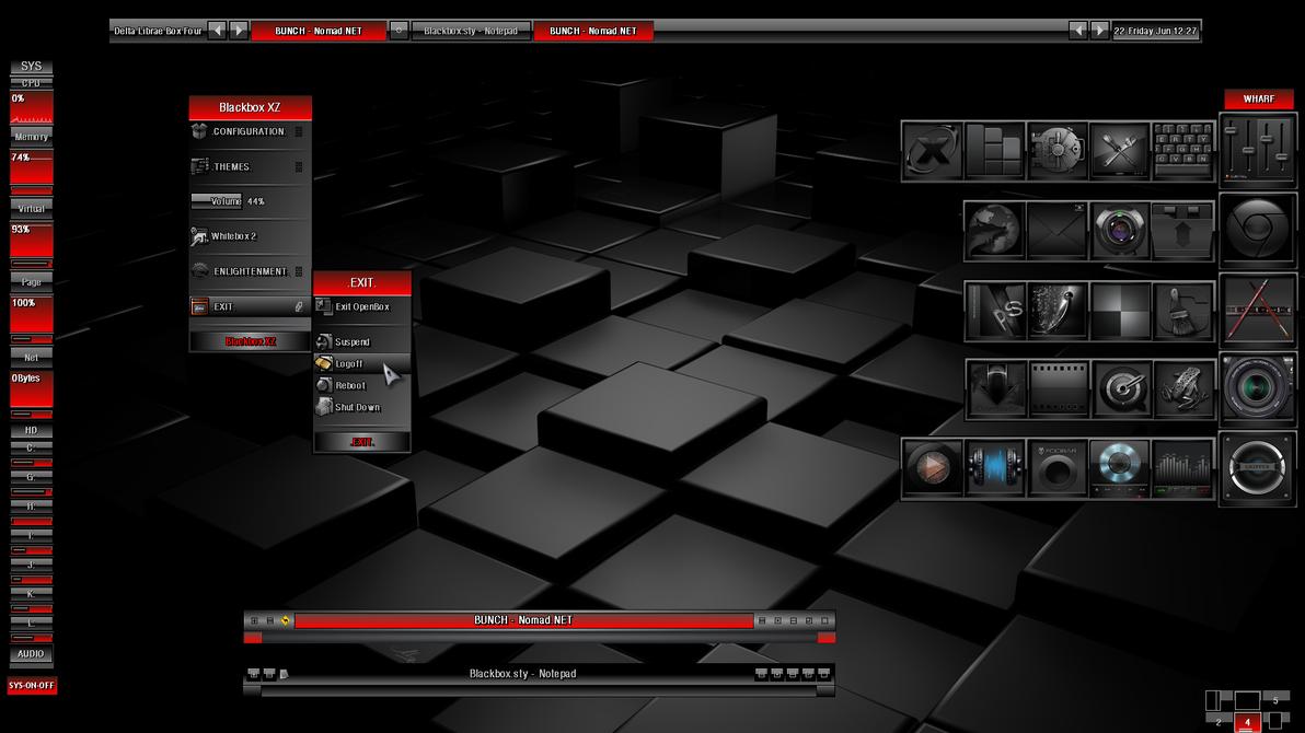 Blackbox by pitkon