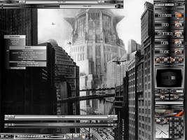Metropolis by pitkon