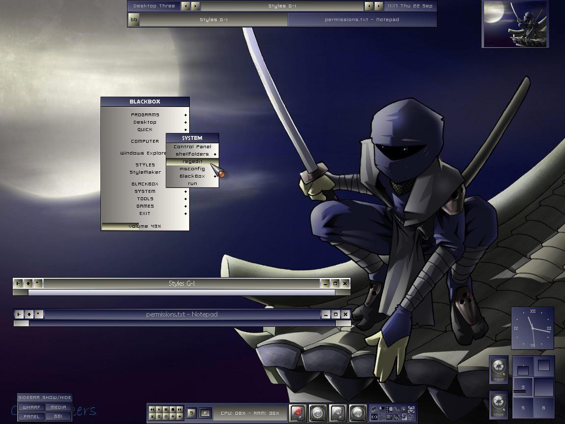 Ninja by pitkon
