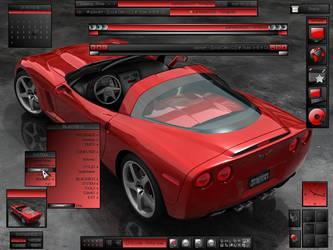 Corvette by pitkon
