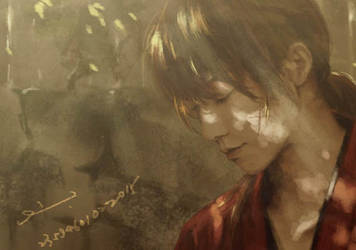 rurouni kenshin - I'm home. - motion