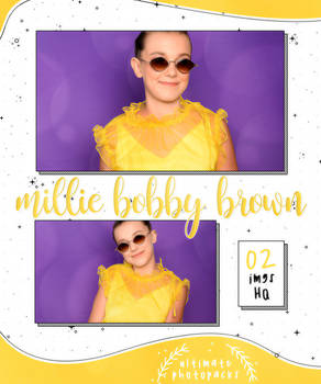 Photopack 13 - Millie Bobby Brown