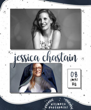 Photopack 27 - Jessica Chastain