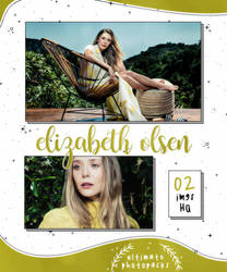 Photopack 31 - Elizabeth Olsen by ultimatephotopacks