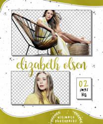 Png Pack 31 - Elizabeth Olsen by ultimatephotopacks